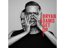 CD Brayn Adams - Get Up — Pop-Rock