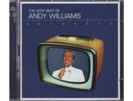 CD Andy Williams - The Very Best Of Andy Williams