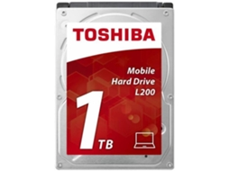 Disco Interno TOSHIBA 2.5 1TB UPGRADE — 2.5'' / 1 TB
