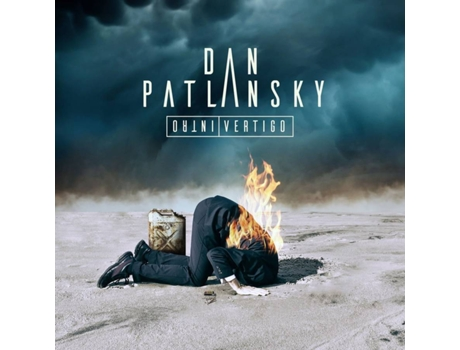 Vinil Dan Patlansky - Introvertigo — Pop-Rock