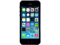 Smartphone APPLE iPhone 5S 16GB Cinzento sideral — iOS 7 | 4'' | 4G | Dual Core 1.3 GHz