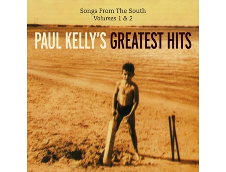 CD Paul Kelly  - Songs From The South - Paul Kelly's Greatest Hits (Volumes 1 & 2)