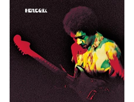 CD Jimi Hendrix - Band of Gypsys — Pop-Rock