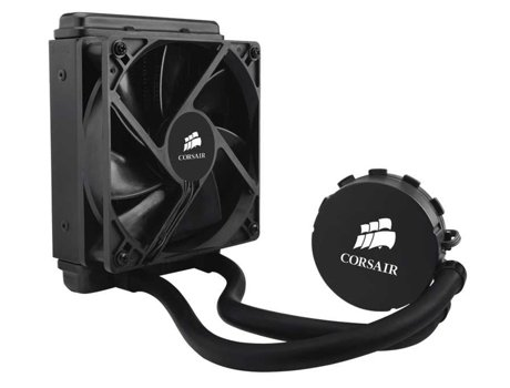 Cooler Agua CORSAIR HYDRO SERIES H55 — Cooler | 120mm
