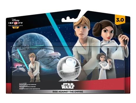 Figura Disney Infinity 3.0 Star Wars - Playset IV - Rise Against the Empire — Coleção: Star Wars