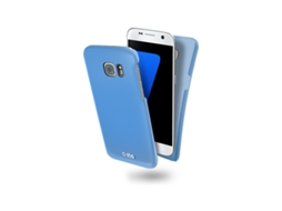 Capa SBS Color Feel Samsung Galaxy S7 Azul — Compatibilidade: Samsung Galaxy S7