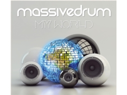 CD Massivedrum-My World — House / Electrónica