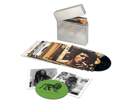 LP12 Bob Marley & The Wailers: The Complete Island Recordings-Collector¿s Edition — Pop-Rock