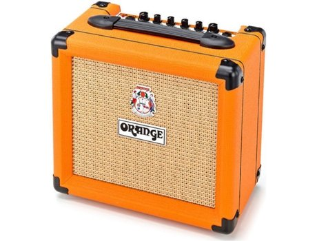 Amplificador Combo Guitarra ORANGE CRUSH12 — Combo transistor guitarra elétrica