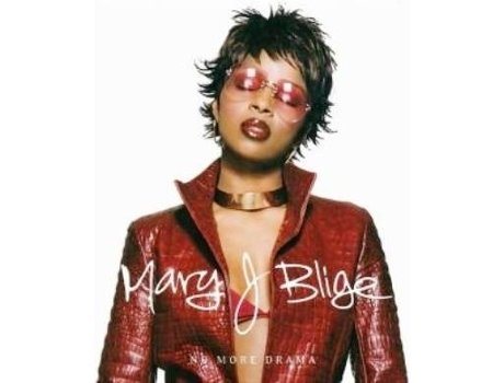 CD Mary J Blide - No More Drama — Pop-Rock