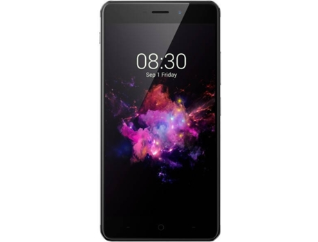 Smartphone TP-LINK Neffos X1 32GB Cinzento — Android 7.0 / 5'' / Octa-core 4x1.8 + 4x1.0 GHz / 3GB RAM / Dual SIM