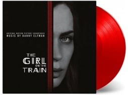 Vinil Original Soundtrack - The Girl On The Train (Danny Elfman) (2016)