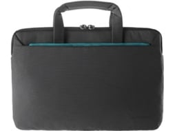 Mala TUCANO Work_Out_3 Super Slim em Preto — Para PC / MacBook Pro até 13''