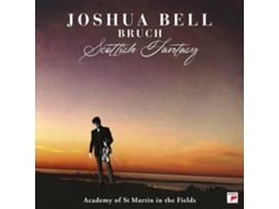 Vinil Bruch, Joshua Bell, Academy Of St. Martin-in-the-Fields - Scottish Fantasia / Violin Concerto (1CDs)