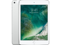 iPad Mini 4 7.9'' APPLE Wi-Fi+Cellular 128GB Silver — 7.9'' | 128 GB | iOS 9