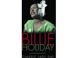 Vinil LP Billie Holiday - Classic Lady Day — Jazz