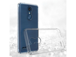 Capa LG K30 MULTISHOP Gel Transparente