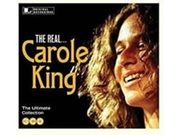 CD Carole King - The Real... Carole King — Pop-Rock