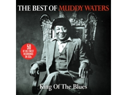 CD Muddy Waters - King Of The Blues - The Best Of Muddy Waters
