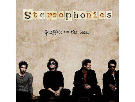 CD Stereophonics - Graffiti On The Train (1CDs)