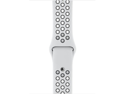 Bracelete APPLE 42mm Pure Platinum/Black Nike Sport Band — Bracelete | 42mm