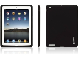 Capa iPad 1  GRIFFIN Flexgrip Preto — Compatibilidade: iPad 1