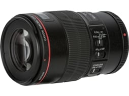 Objetiva CANON EF 100mm f/2.8L IS USM — Abertura: f/2.8