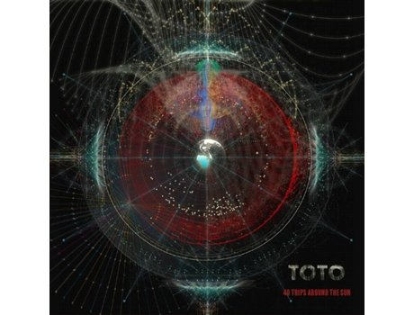 CD Toto - 40 Trips Around the Sun — Pop-Rock