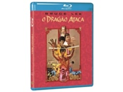 Blu-Ray O Dragão Ataca — De: Robert Clouse | Com: Bruce Lee, John Saxon, Jim Kelly