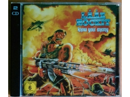CD+DVD Laaz Rockit - Know Your Enemy