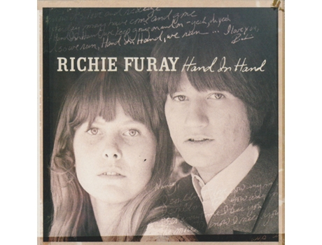 CD Richie Furay - Hand In Hand
