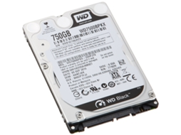 Disco HDD Interno WD WD7500BPKX (750 GB - SATA - 7200 RPM) — 2.5'' | 750 GB | SATA 6 Gb/s