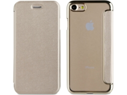 Capa MUVIT Bling iPhone 7, 8 Transparente — Compatibilidade: iPhone 7, 8