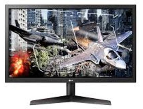Monitor Gaming LG 24GL600F-B (24'' - 1 ms - 144 Hz - FreeSync) — LED VA | Full HD | FreeSync