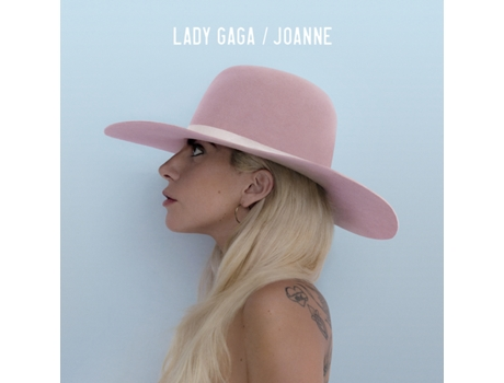 CD Lady Gaga - Joanne (Deluxe) — Pop-Rock