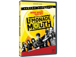 DVD Lemonade Mouth — De: Patricia Riggen | Com: Bridgit Mendler, Adam Hicks