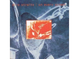 CD Dire Straits - On Every Street — Pop-Rock