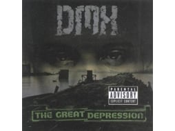 CD DMX - The Great Depression — Pop-Rock