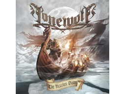 CD Lonewolf - The Heathen Dawn