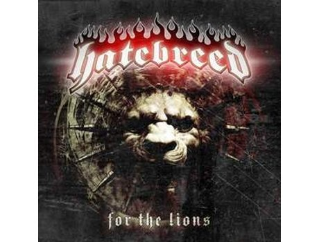 CD Hatebreed - For The Lions