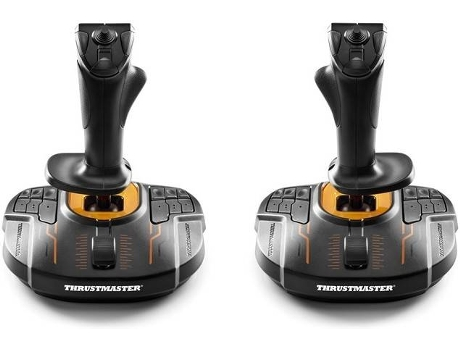 Joystick THRUSTMASTER T.16000M FCS Space SIM DUO — Compatibilidade: PC