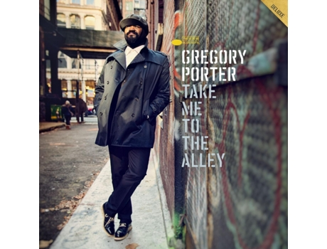 Vinil Gregory Porter - Take Me To The Alley — Jazz