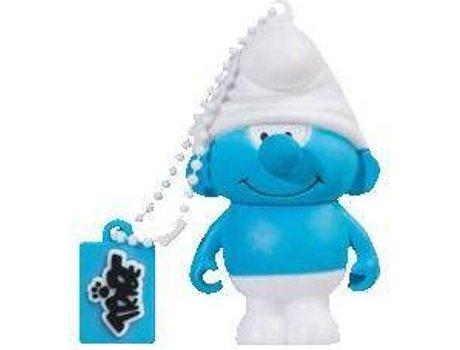 Pen USB TRIBE The Smurfs Clumsy 16GB — 16 GB / USB 2.0