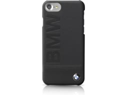 Capa BMW Case iPhone 6, 6s, 7, 8 Preto — Compatibilidade: iPhone 6, 6s, 7, 8