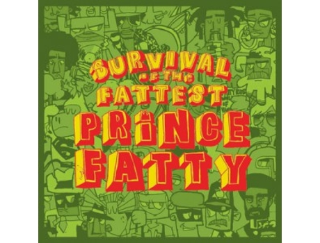 CD Prince Fatty - Survival Of The Fattest