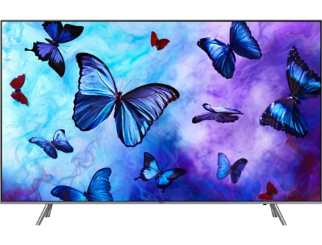 TV QLED 4K Ultra HD Smart 49'' SAMSUNG QE49Q6FNATXXC — 4K Ultra HD