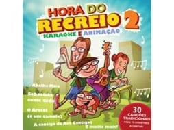 CD Hora do Recreio Vol. 2 — Infantil