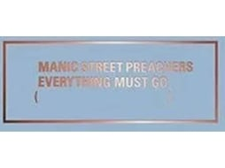 CD+DVD+Vinil LP Manic Street Preachers - Everything Must Go (20th Anniversary Edition) — Pop-Rock