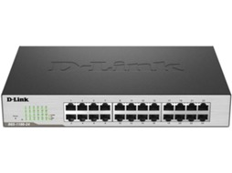 Switch D-LINK DES-1100-24 — 100 Mbps | 24 Portas
