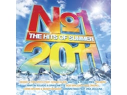 CD Vários-Nº1 2011 - The Hits Of Summer — House / Electrónica